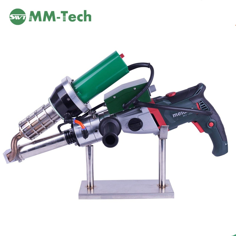 Pistolet de soudage thermique en plastique de SWT-NS610B pour la réparation de sol en PVC