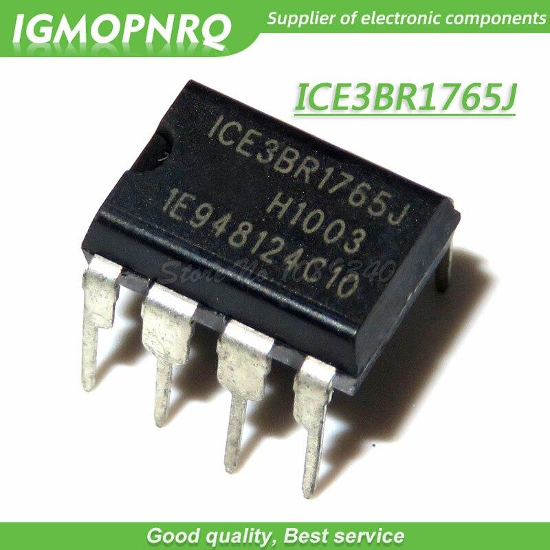 10PCS ICE3BR1765J 3BR1765 3BR1765J DIP-8 chip di gestione LCD nuovo originale