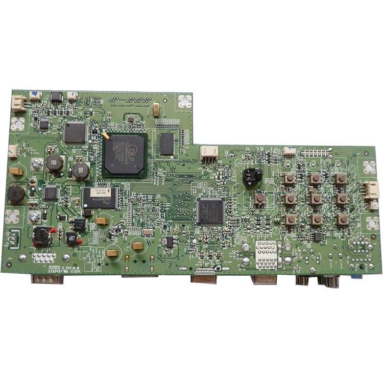 Panneau de commande principal de la carte mère du projecteur adapté pour BENQ MS612ST
