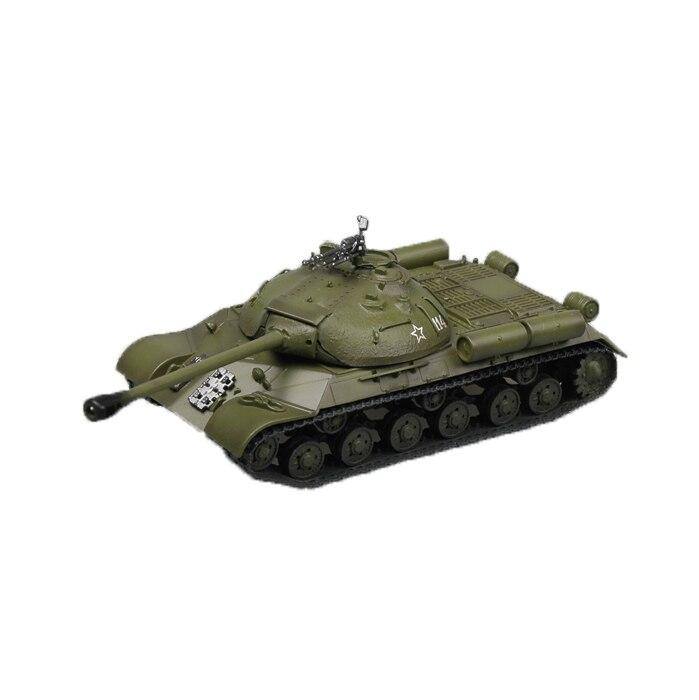 Chanycore fácil modelo JS-3/3 M-3/3 M 1948 Odessa URSS tanque pesado modelo terminado 1/72 Kit de 36244 niños regalos 4373