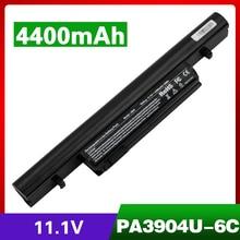 Batterie ApexWay pour Toshiba DYNABOOK PA3904U-1BRS PA3905U-1BRS PABAS245 PABAS246 R751 R752 Satellite R850 Tecra R950 Series