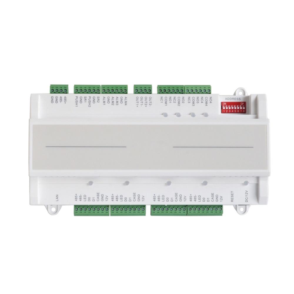 Controlador de acceso bidireccional de dos puertas DH-ASC1202B-D