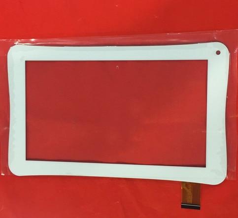 Nuevo Panel táctil para Tablet Roverpad Air Play S7 de 7 pulgadas, Sensor de Digitalizador de pantalla táctil, reemplazo de cristal, envío gratis