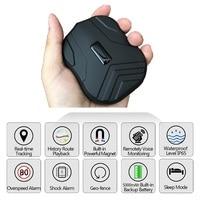GPS TRACKING TK906 5000mAh 95 Days Standby Vehicle Tracker Waterproof Car GPS TrackerMagnet Voice Monitor Free Web APP