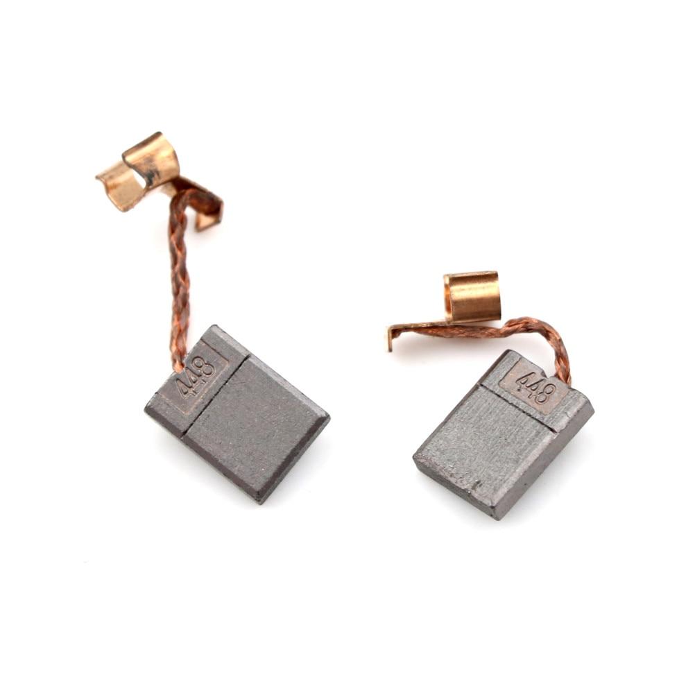 Pinceles de carbono, herramienta eléctrica para Makita CB440 CB448, reemplazo de 13x3x10mm