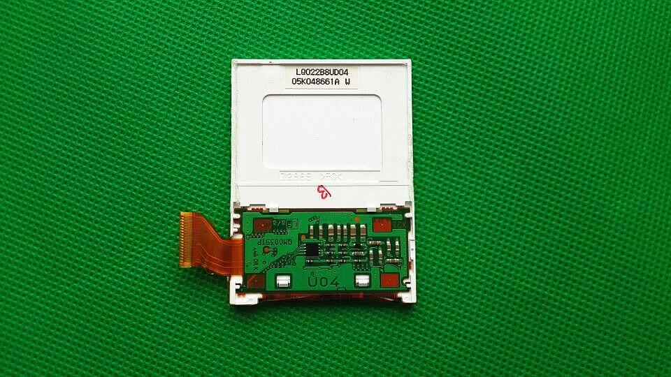 "Original 2.2"" inch LQ022B8UD04 LCD screen for GARMIN Legend HCX handheld GPS Nnavigation LCD display screen panel Free shipping"