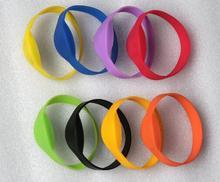 Bracelet de rechange RFID EM4100   20 pièces, carte de montre 125K/carte didentité/RFID, carte à main du Club de Sauna