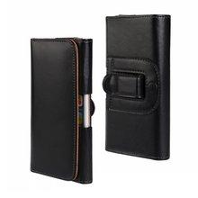 Étui pour Huawei Honor 5C étui ceinture Clip cuir pochette housse sac Coque téléphone universel Coque pour Huawei Honor 7 Lite 5C Etui