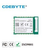 E73-2G4M08S1C nRF52840 BLE 5.0 émetteur-récepteur sans fil 8dbm 120m 2.4GHz antenne céramique 2.4 ghz Bluetooth 4.2 RF Module