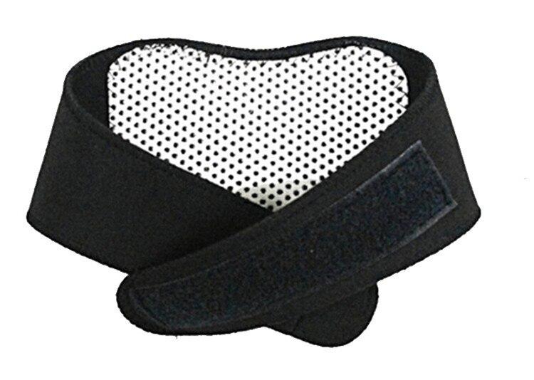 Nueva llegada turmalina terapia magnética cuello Massager de la vértebra Cervical protección espontánea calefacción cinturón