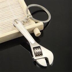 Auto metal chave de corrente 3d ferramenta forma chave titular para suzuki honda seat leon audi chevrolet ford jaguar skoda estilo do carro