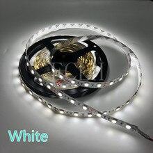 LED Strip Light DC12V 5M 300 Leds SMD3528/5050/5630 DiodeTape Single Colors High Quality Ribbon Flexible Home Decoation Lights