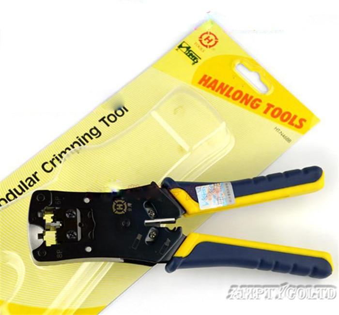 Sanbao HT-N468B Crimping Tool Pliers Telephone Network / Network Tools