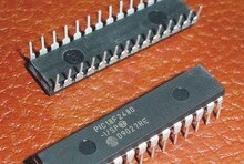 5/5 piezas mucho PIC18F2480-I/SP PIC18F2480-I DIP28 nuevo
