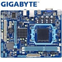 GIGABYTE GA-78LMT-S2 Desktop Motherboard 760G Sockel AM3/AM3 + DDR3 16G Phenom II/Athlon II Micro ATX UEFI BIOS Original Verwendet