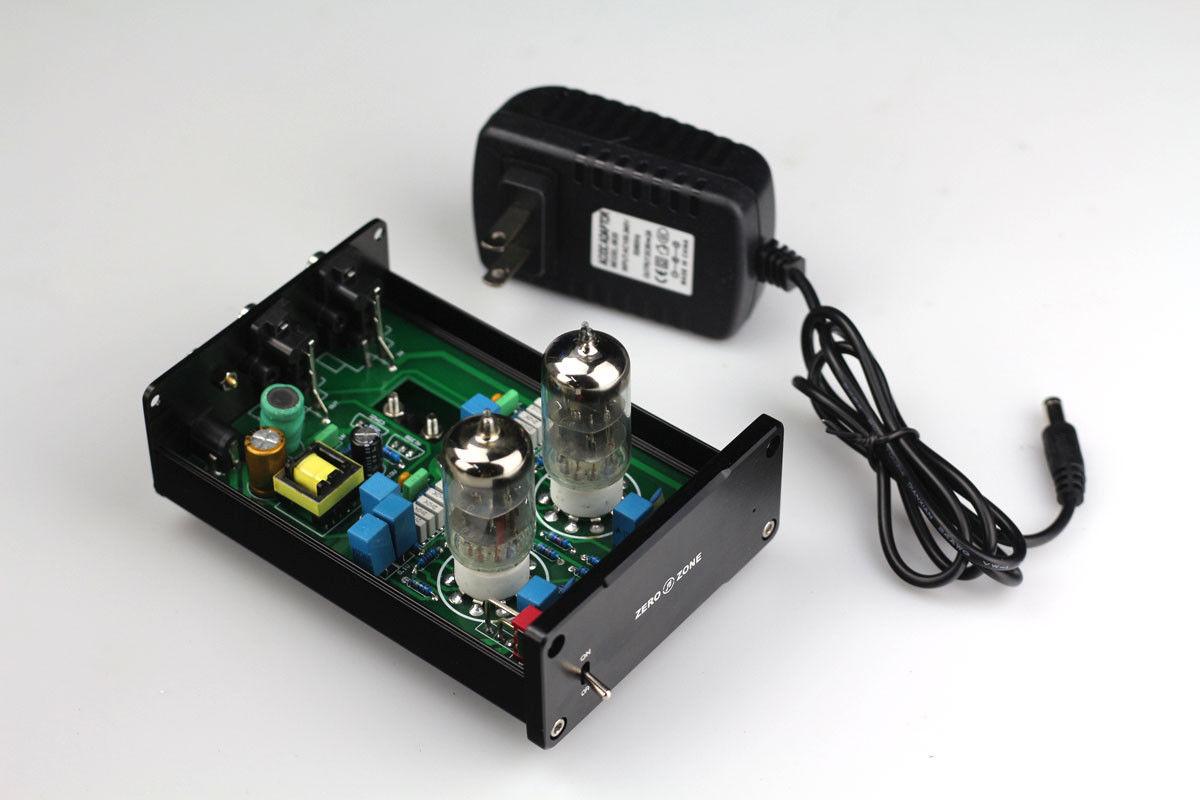 ZEROZONE Hifi MM RIAA giradischi tubo vuoto preamplificatore Phono + alimentatore Switching L5-17