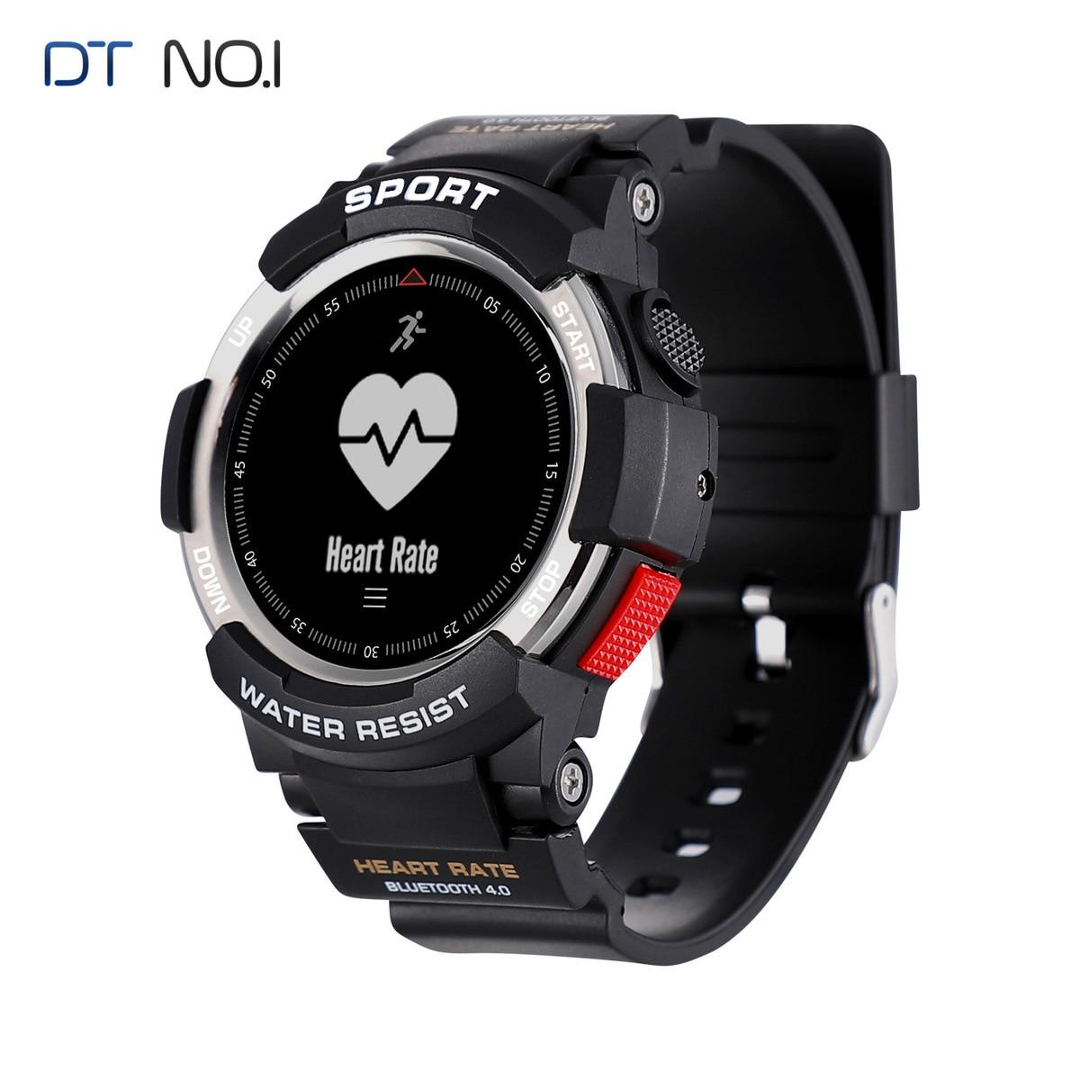 Smart watches F6 Smartwatch Bracelet Outdoor IP68 Multi-sport Watch saat wearable devices relogio inteligente