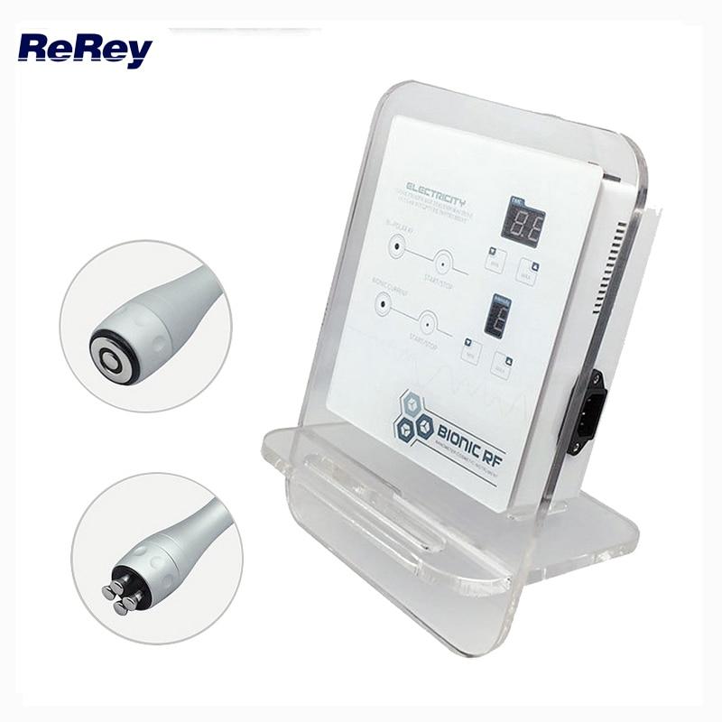 آلة تردد الراديو المحمولة RF ، شد الجلد ، ثنائي القطب متعدد الأقطاب RF ، مضاد للتجاعيد ، تجديد الوجه ، الاستخدام المنزلي