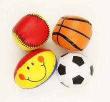 Stoff Mini Sport Ball Kinder Aktivitäten Fußball Fußball Baseball Basketball Set Sport Themed Party Favor Spielzeug Karneval Preis