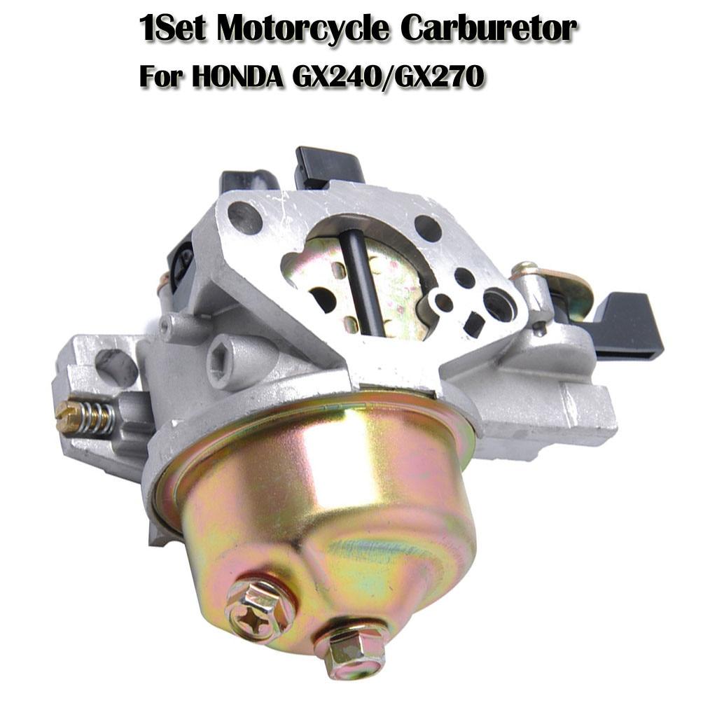 Carburador de marca nueva para HONDA GX240/GX270 177F/173F generador de Motor #0508