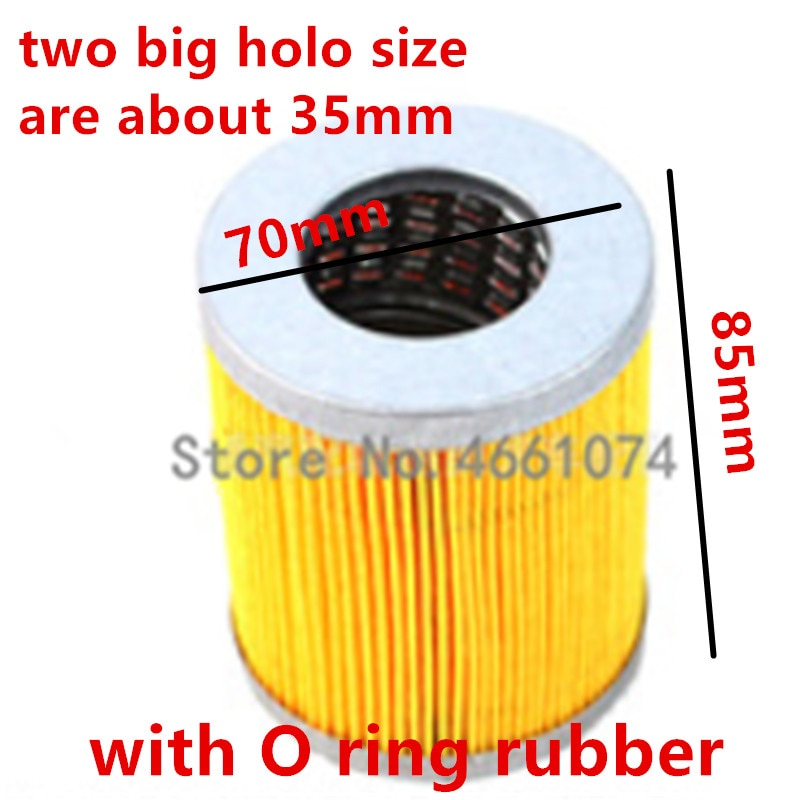FREE SHIPPING Forklift paper fuel filter C0708B C0708  C0708A 1117010-4L68 2050-1361211-11