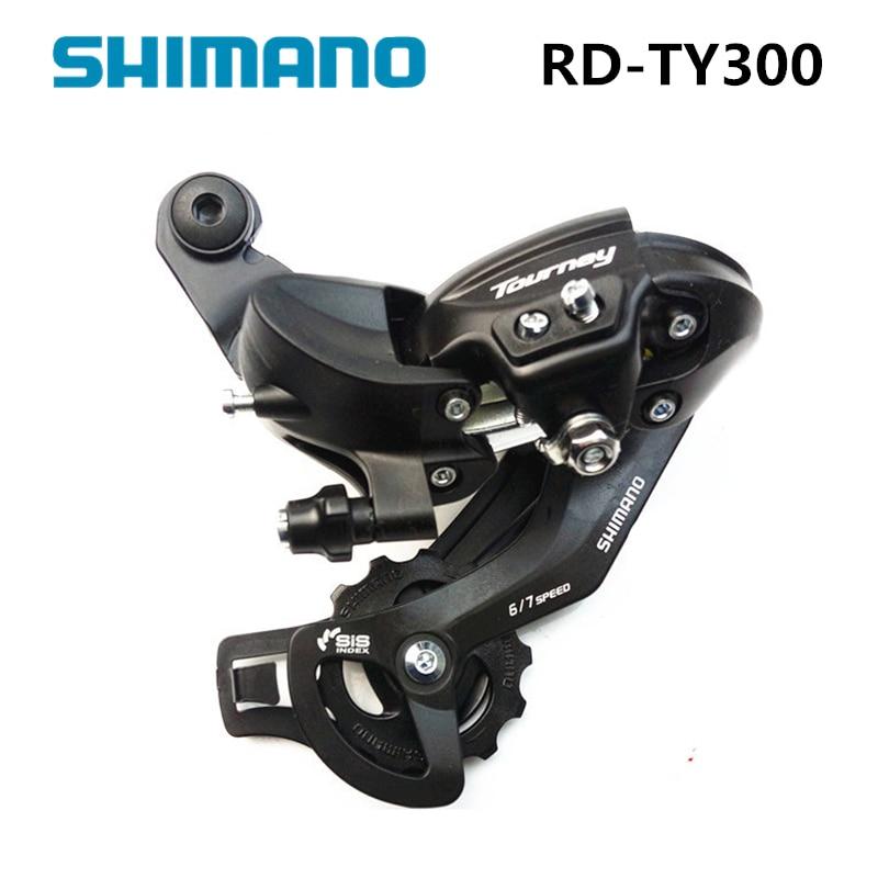Touter RD-TY300 7/8 velocidade superior-normal tradicional longa montanha mtb bicicleta peças de ciclismo desviador traseiro