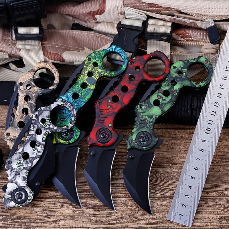 New multi-function utility knife high quality folding knife outdoor tool folding knife with self-defense supplies