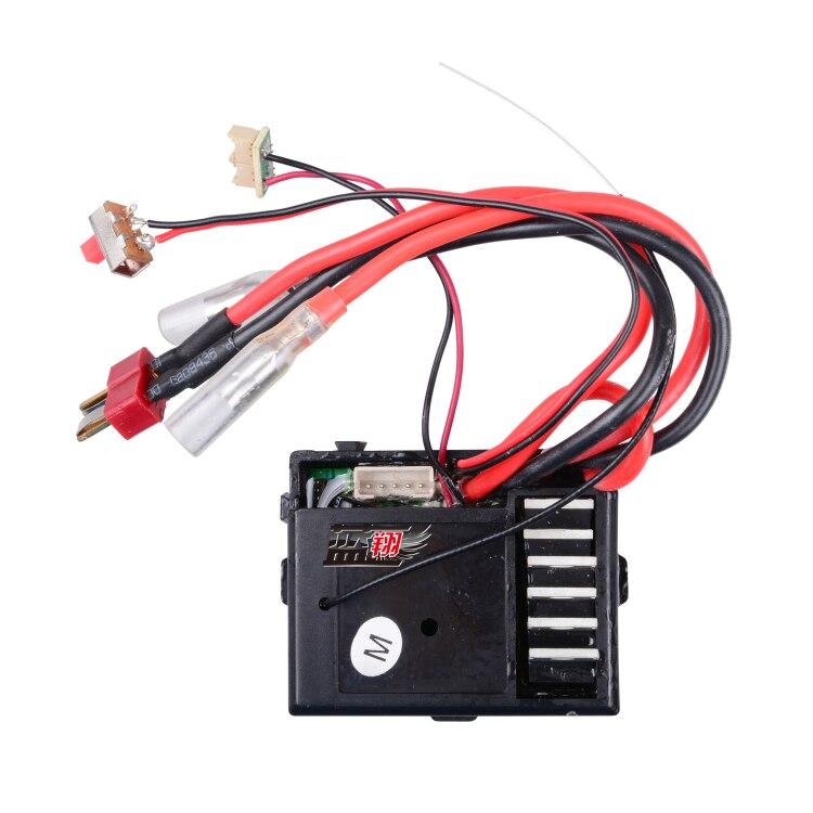 Wltoys 12428 12423 peças sobresselentes do carro rc parte 56 12428-0056 placa de circuito receptor principal