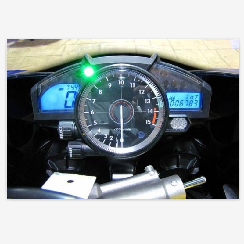 Velocímetro NICECNC para motocicleta, carcasa para instrumentos, carcasa para Yamaha R1 YZF-R1 YZFR1 2007 2008 YZF R1, ABS duradero