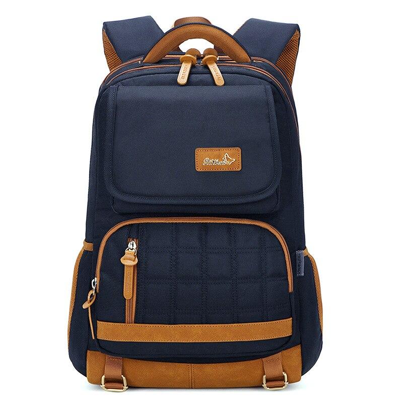 Mochila ortopédica resistente al agua, mochilas escolares para niños, mochila escolar de alta capacidad para niños y niñas