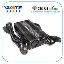 Зарядное устройство 24 В, 8 А, 24 В, Электронная батарея для велосипеда, свинцово-кислотная батарея, умное зарядное устройство, алюминиевый кор...