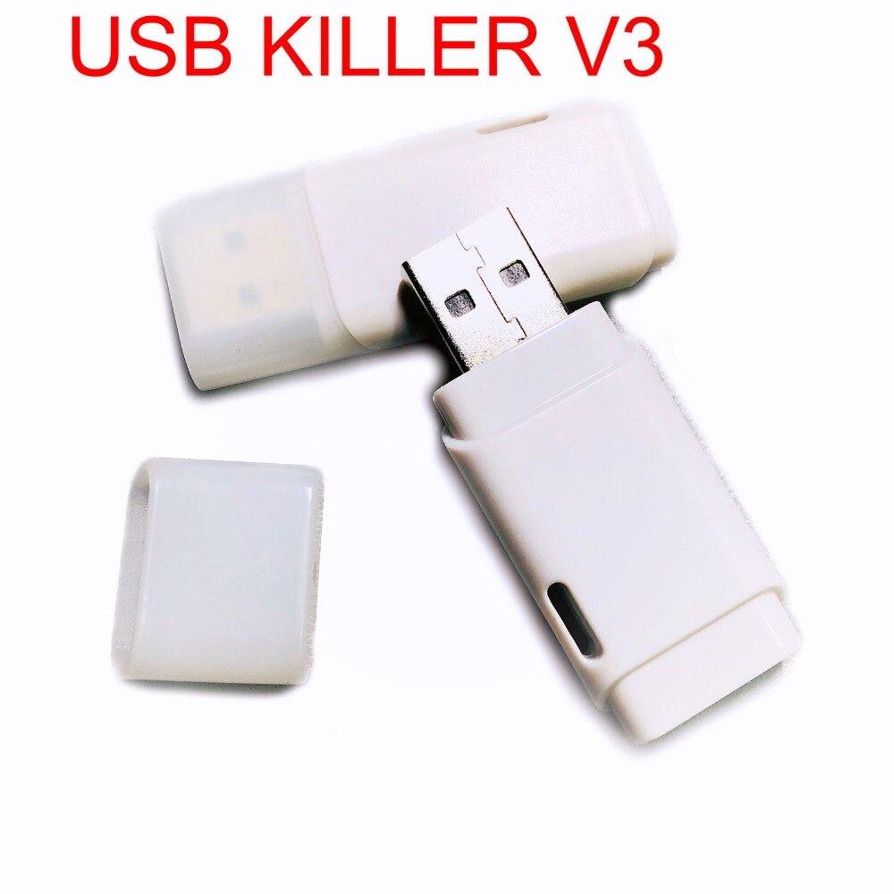 Nuevo USBkiller V3 USB asesino U disco Miniatur potencia de alta tensión pulso Generador/USB asesino tester/USB asesino protector