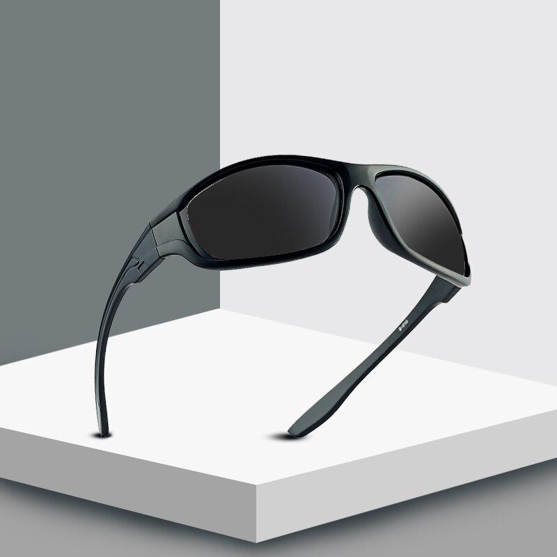 Polarized Sunglasses Men's Driving Shades Male Sun Glasses For Men Retro Cheap 2019 Luxury Brand Des