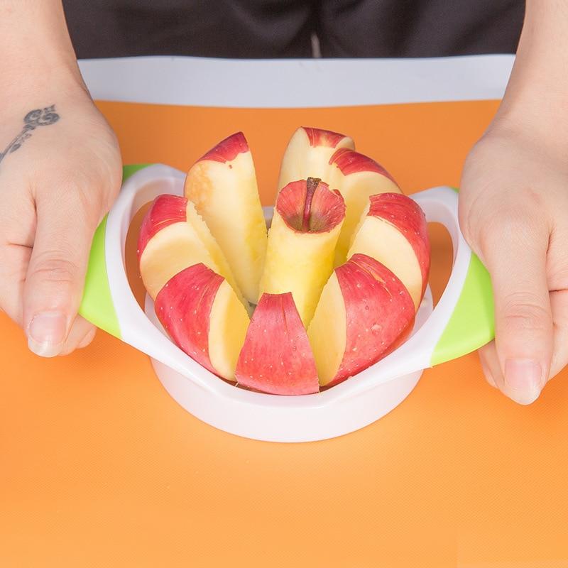 Фрукты резак яблоко Ножи слайсер для резки нож удаления сердцевины и нарезания