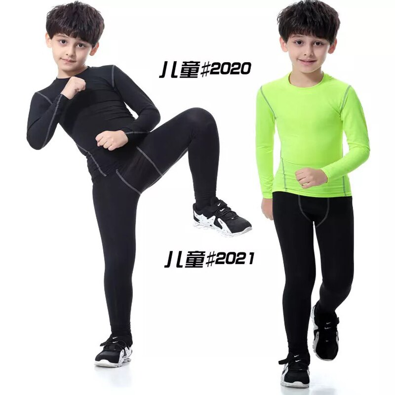 youth long sleeves blank quick dry shirts