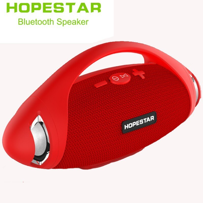 HOPESTAR-Barra de sonido H37 con bluetooth, Subwoofer inalámbrico, resistente al aire libre,...
