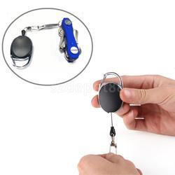 Выдвижной металлический держатель для ключей 60 см, 1 шт.