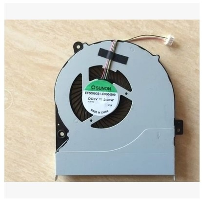 SSEA nouveau ventilateur de refroidissement CPU pour ASUS K46 K46C S46C K46CM K46SL ordinateur portable P/N EF50060S1-C090-S99