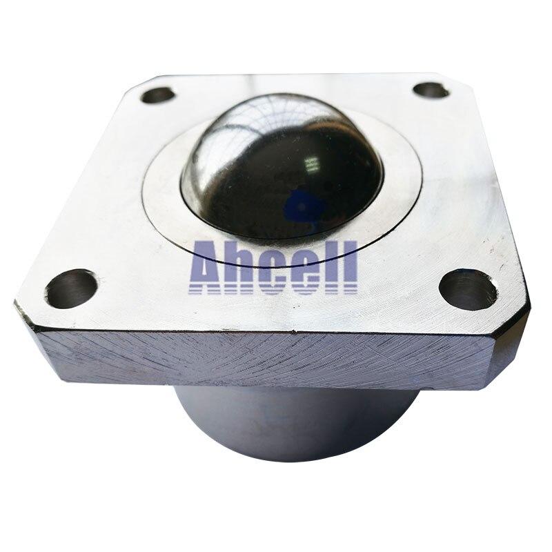 Ahcell SI51 700 كجم الحمولة الكرة الأسطوانة الثقيلة شفة الكرة نقل وحدة SI-51 تشكيله الصلبة الصلب الكرة تحمل المذرة