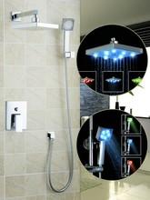 Torayvino robinet de commande de bras   Robinet de douche pluie 8