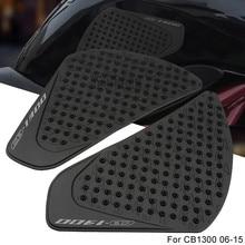 Para Honda CB1300 CB 1300, 2006-2015, 2007, 2008, 2009, 2010, 2011, 2012, 2013, 2014 de aceite de Gas protector para almohadilla de depósito de la etiqueta engomada