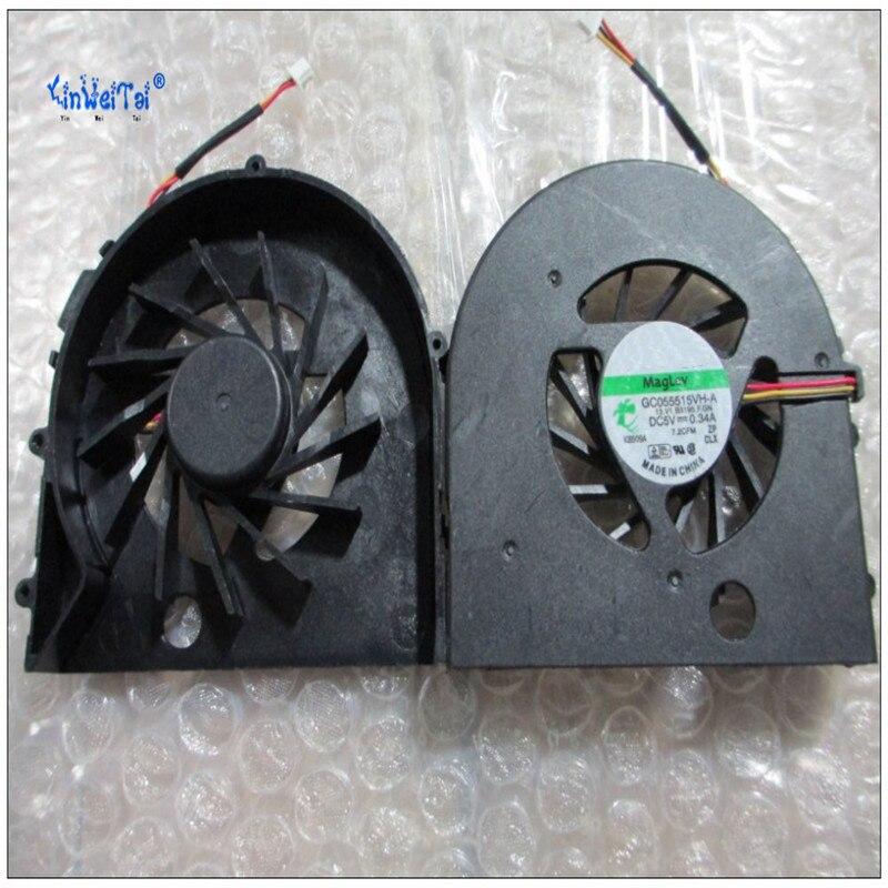 Envío Gratis nuevo ventilador de la CPU del ordenador portátil para DELL...