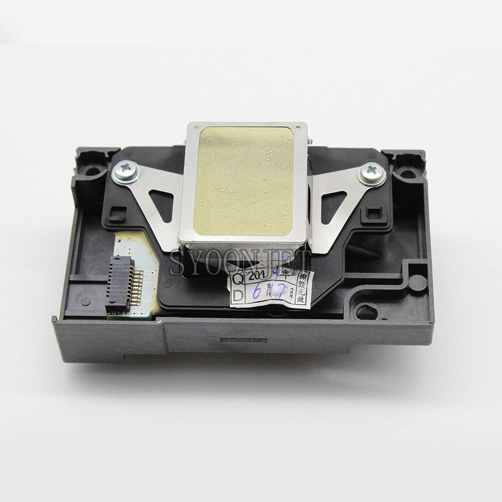 Original nuevo F173050 F173030 F173060 cabeza de impresión para Epson 1390, 1400, 1410, 1430 R265 R260 R270 R360 R380 R390 RX580 RX590 L1800
