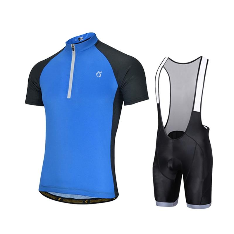 Emonder 2019 Mens ciclismo Jersey conjunto verano bicicleta ciclismo ropa hombres Jersey bicicleta Jersey manga corta