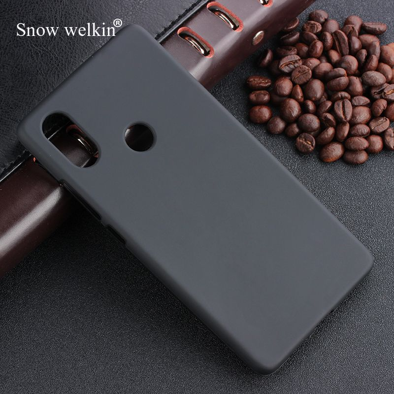 Gel TPU Slim Soft Anti Skiding Silicone Case Back Cover For Xiaomi Mi 8 SE Mi8 SE MI8SE 5.88inch Rub