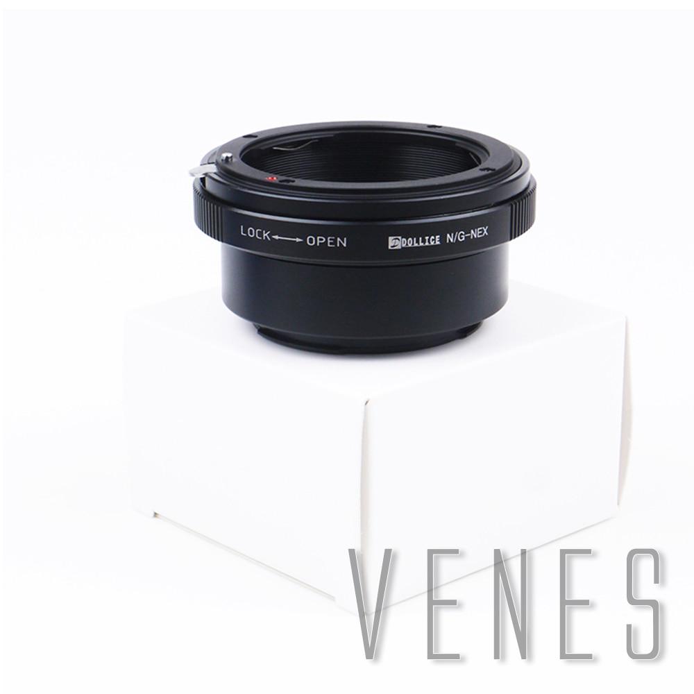 N/G-NEX Adapter Ring Suit For Nikon F Mount G Lens to Sony E Mount NEX Camera NEX-6 NEX-5R NEX-F3 NEX-7 NEX-5N NEX-5C NEX-C3