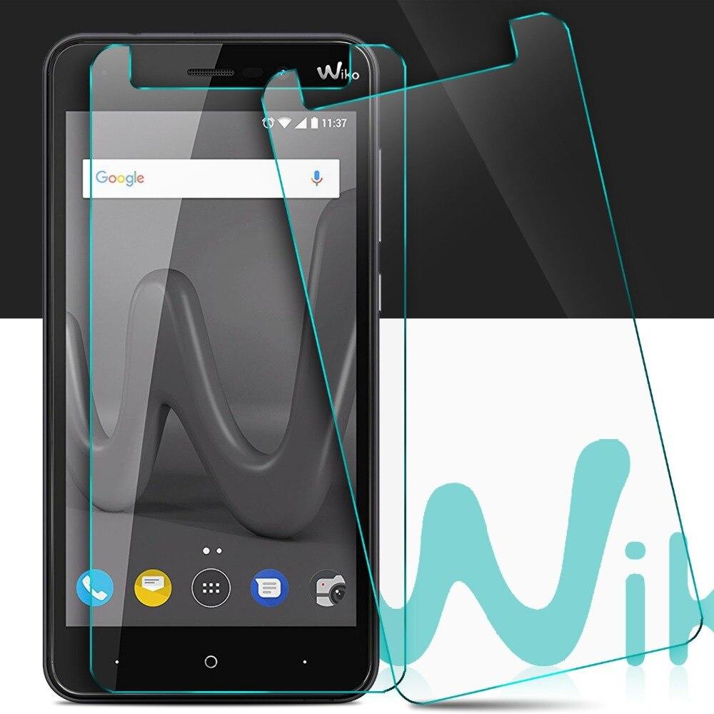 9H закаленное стекло для Wiko Y80 Y60 View 3 Lite Lenny 4 защитная пленка для экрана Wiko Sunset Tommy Sunny 3 Plus/Mini