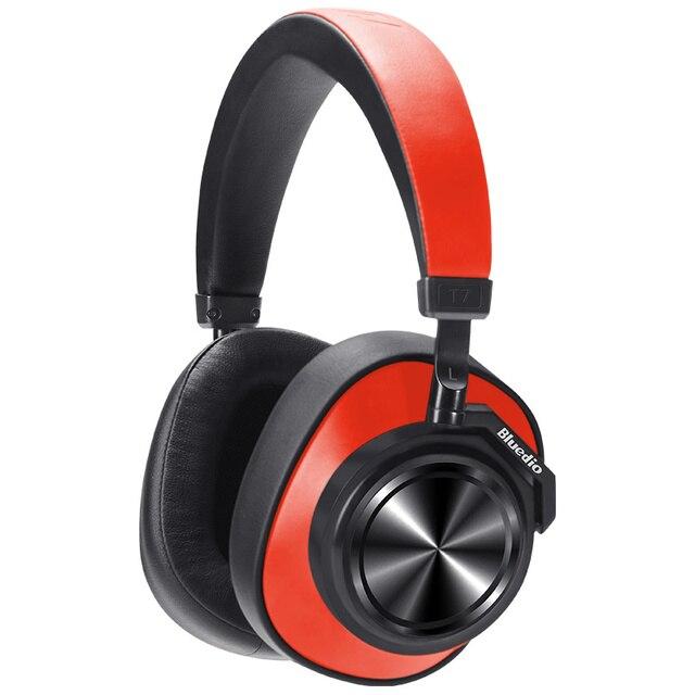 Bluedio T7 Bluetooth наушники активного шумоподавления, беспроводная гарнитура беспроводные наушники блютуз наушники bluetooth наушники   Электроника   АлиЭкспресс