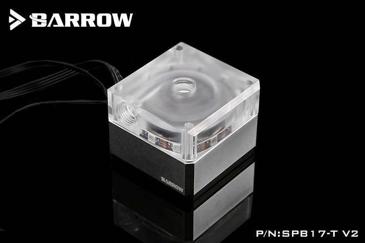 بارو SPB17-T-V2 ، 17W PWM الممر المائي مجلس مضخات ، LRC 2.0 ، فقط ل بارو الممر المائي لوحات بارو مياه التبريد