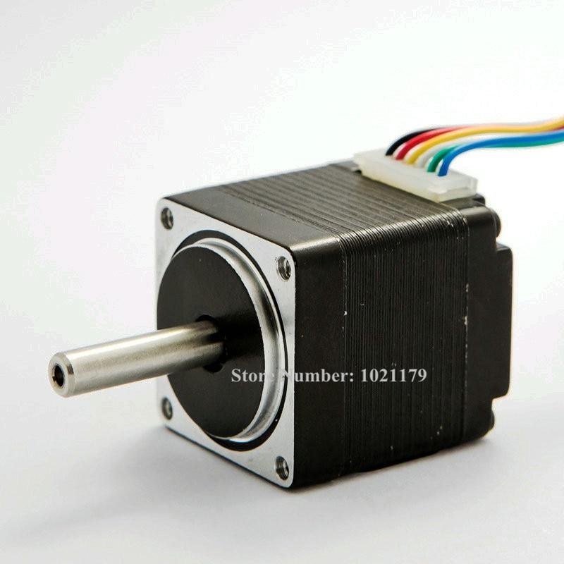 Motor paso a paso Nema 11 2 fases 4 cables 0,67a 32mm pequeño Motor paso CC para impresora 3D